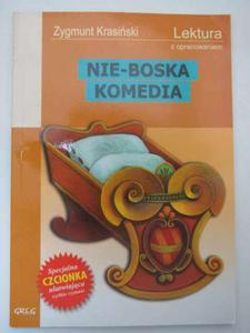 NIE-BOSKA KOMEDIA LEKTURA Z OPRACOWANIEM - 2822571959