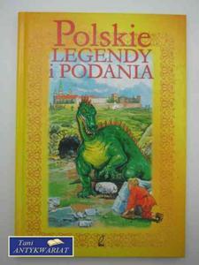 POLSKIE LEGENDY I PODANIA - 2822573189