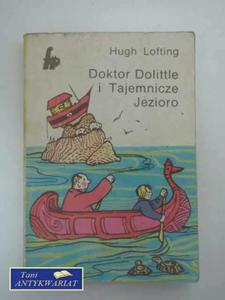 DOKTOR DOLITTLE I TAJEMNICZE JEZIORO - 2822573631