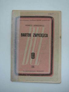 BARTEK ZWYCIĘZCA - 2822575691