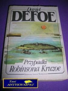 PRZYPADKI ROBINSONA KRUZOE-D.Defoe - 2822517527