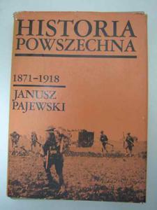 HISTORIA POWSZECHNA 1871-1918 - 2822576942