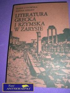 LITERATURA GRECKA I RZYMSKA W ZARYSIE - 2822517694