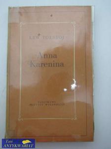 ANNA KARENINA TOM 2 - 2822511062
