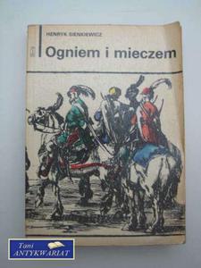 OGNIEM I MIECZEM TOM II H. Sienkiewicz - 2822519221
