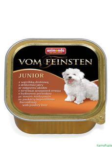 Animonda Vom Feinsten Junior z Wątróbką drobiową 150g - 2832474476