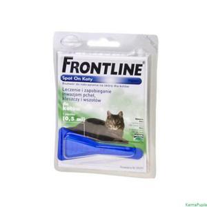 Frontline Spot On dla kotów - 2832475094