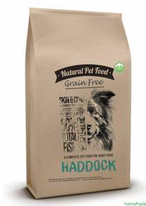 Natural Pet Food Grain Free Biała ryba z batatami i pietruszką 12kg PROMOCJA! - 2849469374