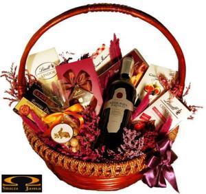 Kosz Delikatesowy Urodziny Zająca - 2832353122