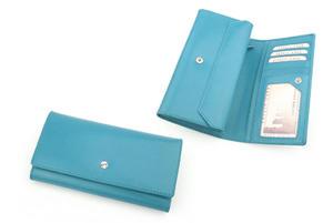 008DK portfel damski z kamieniemi SWAROVSKI - 2859674780