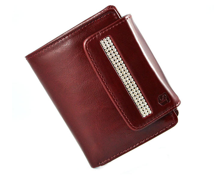 b1fe546ee3d4a sv-250 portfel damski z kamieniami swarovskiego - 2826064356
