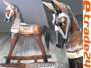 Sklep Koń Na Biegunach Dekoracja Prezent 66877
