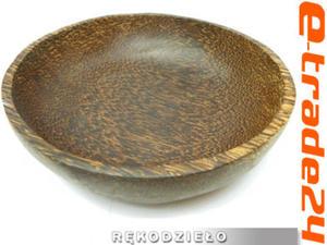 Miska MISA Drewno Kokosowe Rękodzieło 20x5cm