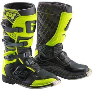 Buty motocyklowe GAERNE SG-J czarno-żółte fluo 36 - 2848051395