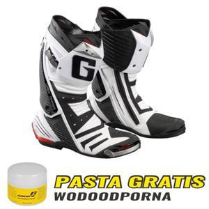 Gaerne Buty GP1 Biały + pasta - 2848051827