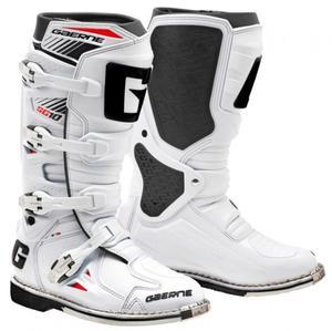 Buty motocyklowe GAERNE SG-10 białe 48 - 2848053695