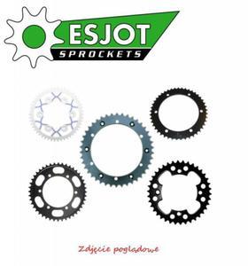 Zębatka ESJOT aluminiowa tylna (do łańcucha 520) - ilość zębów 41 (czarna) - 2848054176