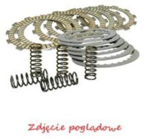 ProX Zestaw Tarcz Sprzęgła (Cierne, Przekładki) YFZ450 04-06 - 2848055399
