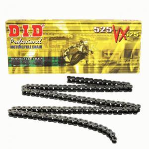 Łańcuch napędowy DID 525VX-108LE X-ring (zakuwka) - 2848055498