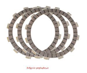 ProX Zestaw Tarcz Sprzęgła (Cierne, Przekładki) EC125 + MC125 03-11 - 2848055804