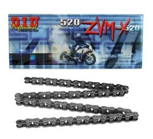 Łańcuch napędowy DID 520ZVMX-106 Bez O-ring (zakuwka) - 2848056071