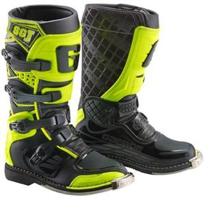 Buty motocyklowe GAERNE SG-J czarno-żółte fluo 39 - 2848056115