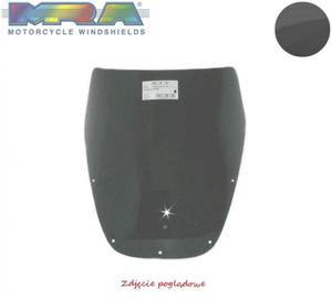 Szyba motocyklowa MRA YAMAHA FZR 750 R (OW 01) forma - T8 (czarna) - 2848057834
