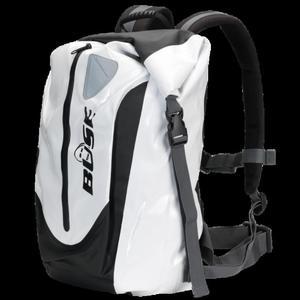Plecak wodoodporny BUSE 30 litrów biało-czarny - 2848059321