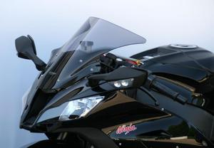 Szyba motocyklowa MRA KAWASAKI ZX 10 R 2011-2015 forma - OM1 (przyciemniana) - 2848060275
