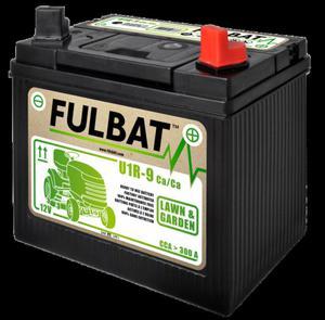 Akumulator FULBAT U1R-9 Ca/Ca (SLA Handle + Magic eye) - 2848060754