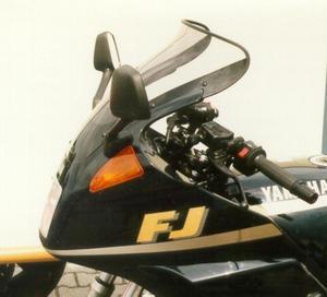 Szyba motocyklowa MRA YAMAHA FJ 1200 1988-1990 forma - T3 (niebieska) - 2848060860