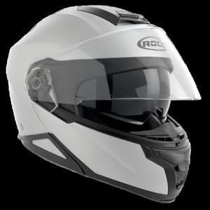 Kask motocyklowy ROCC 670 srebrny mat S - 2848062652
