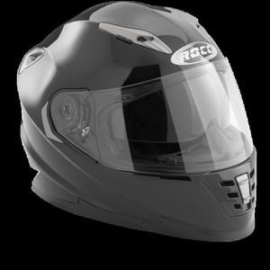 Kask motocyklowy ROCC 480 czarny połysk - 2848062919
