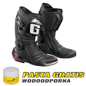 Gaerne Buty GP1 Czarny + pasta - 2848063438
