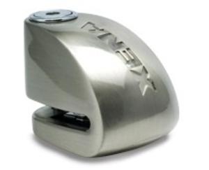 Blokada na tarczę z alarmem XX6 - stal nierdzewna - bolec 6 mm - 2848064019