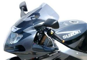 MRA Szyba motocyklowa SUZUKI GSX-R 1000 / GSX-R 600 / GSX-R 750 2001-2002 forma - T0 (bezbarwna) - 2848066922