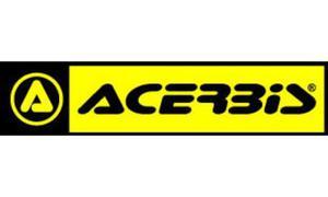 Tylna lampa Acerbis z błotnikiem czarnym - 2848070670