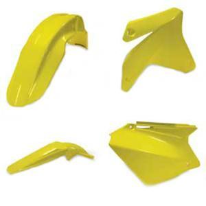 Zestaw plastików Acerbis DR400Z 00-06 żółty - 2848070796