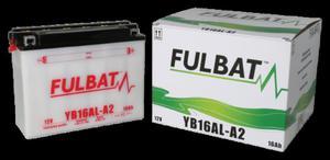 Akumulator FULBAT YB16AL-A2 (suchy) - 2848071098