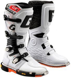 Buty motocyklowe GAERNE GX-1 SUPERMOTARD białe - 2848072406