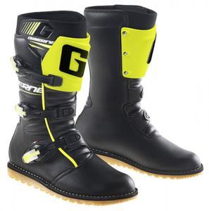 Buty motocyklowe GAERNE BALANCE CLASSIC żółte 42 - 2848072435