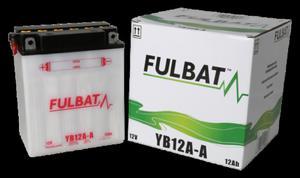 Akumulator FULBAT YB12A-A (suchy) - 2848072629
