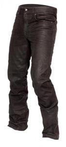 Jeansy skórzane Lookwell Roxy czarne - 2848075250