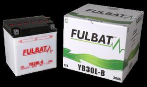 Akumulator FULBAT YB30L-B (suchy) - 2848076251