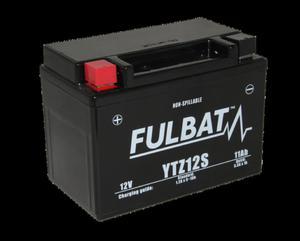 Akumulator FULBAT YTZ10S (zalany, bezobsługowy) - 2848076885