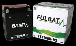 Akumulator FULBAT YTX14AH-BS (AGM, kwas dołączony) - 2848077156