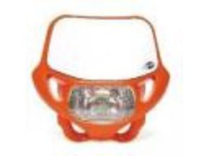 Lampa przednia Acerbis z maską DHH pomarańczowa - 2848077435