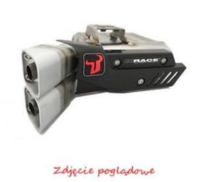 Tłumik IXRACE HONDA CB 1000 R HORNET 08-15 model - Z8 (homologacja) - 2848077697