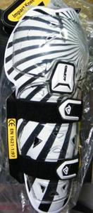 Ochraniacze na kolana Acerbis Profile Knee Guard biało-czarne - 2848080244