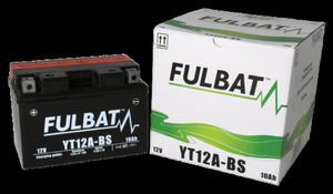 Akumulator FULBAT YT12A-BS (AGM, kwas dołączony) - 2848080608